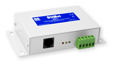 DataBug Serial to Ethernet Converter