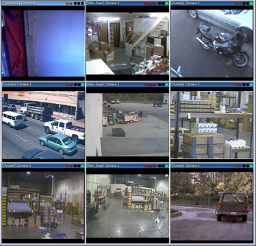 Aenigma IP Video Hub Screenshot